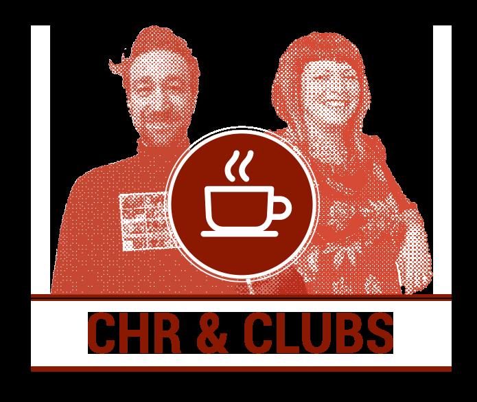 Cafés, Bars, Restaurants & Clubs